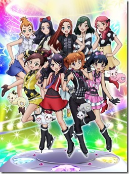 25-Pretty Rhythm Dear My Future