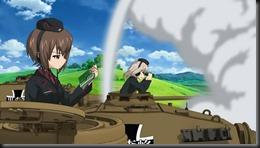Girls und Panzer - 12